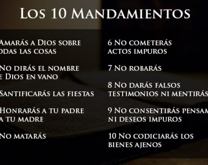 mandamientos