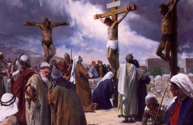 misterio de la cruz