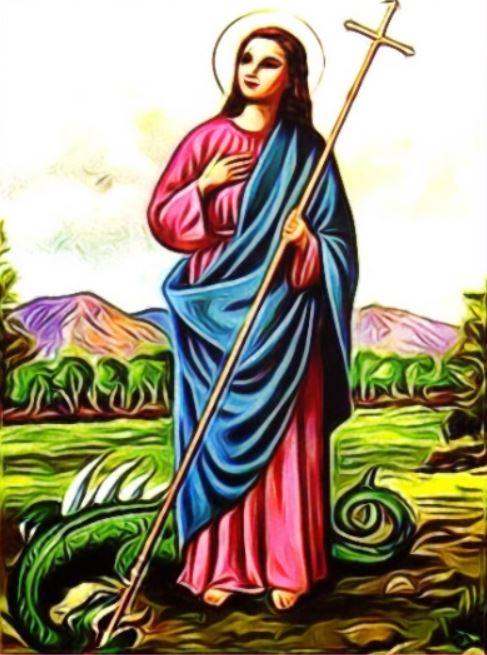 oración a santa Marta para mantener a la familia unida